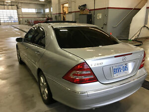2007 Mercedes-Benz C-Class 280 Sedan