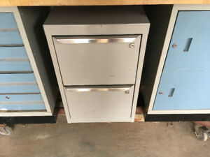 Heavy Duty Steel Storage Cabinet Great For Power & Air Tools $60