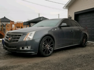"cadillac cts4 3.6 ""luxury+performance"""