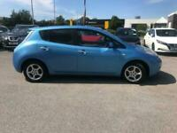 2013 Nissan Leaf 24kWh Acenta Auto 5dr Hatchback Electric Automatic