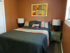 SHORT TERM RENTAL ROOMS - AVAILABLE IMMEDIATELY