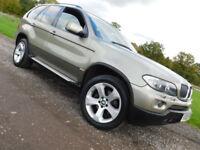 2005 BMW X5 3.0d Sport AUTO DIESEL SUV 4x4 ESTATE**2 OWNERS**FSH**GREAT SPEC**