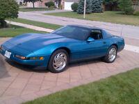 Less Than 5500 K's per year Mint 1994 Corvette Coupe.
