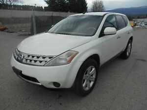 2006 Nissan Murano AWD Auto 163000KMS Great Condition