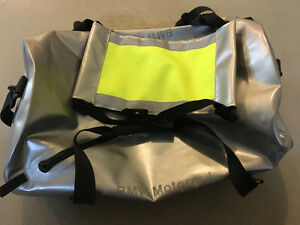 BMW Water Proof Travel Bag w Universal Mounting Straps