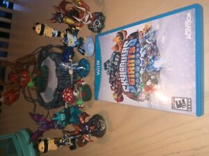 Skylanders Action Video Game with Characters
