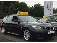 2010 BMW 5 Series 2.0 520d M Sport Business Edition Touring 5dr