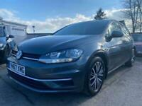 2017 Volkswagen Golf SE NAVIGATION TDI BLUEMOTION TECHNOLOGY Hatchback Diesel Ma