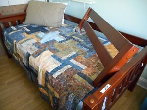 Solid Wood Youth Bed