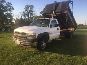 I ton Chevy 4x4 Truck  for sale