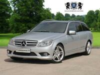 2010 10 MERCEDES-BENZ C CLASS 3.0 C350 CDI BLUEEFFICIENCY SPORT 5D AUTO 231 BHP