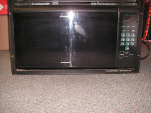 Used Dometic Microwave with trim