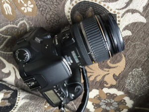 CANON 30D WITH 17-85 AND CANON FILTER