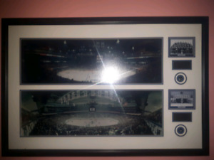 Toronto Maple Leafs Commemorative Frame
