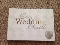 New Wedding Guest Book Tatty Teddy