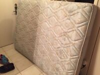 Clean Comfortable Double Mattress From Sears