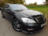 2012 Mercedes Benz S Class S63L [544] 4dr Auto £19,000 OF UPGRADES! 4 door ...