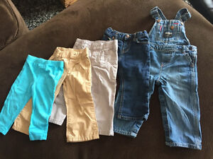Girls 18m Pants, Jeans & Overalls CHEAP