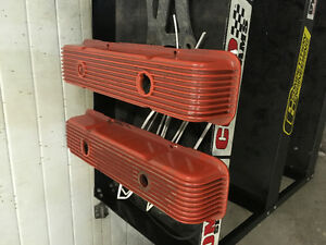 Cal custom sbc valve covers