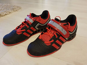 Adidas Adipower Weightlifting Shoes - Size 9.5