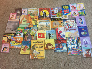 39 kid's books for $5.