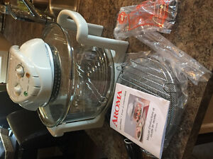 Aeromatic convection cooker