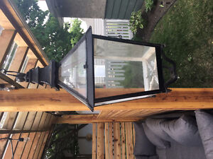 OUTDOOR Candle Lantern / Chandelier