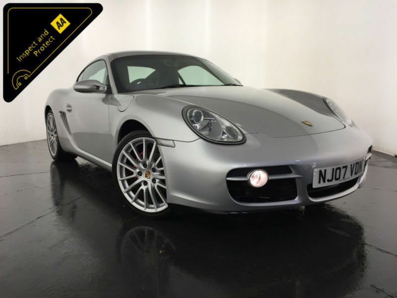2007 porsche cayman 245bhp coupe finance part exchange. Black Bedroom Furniture Sets. Home Design Ideas