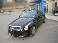 2014 Cadillac ATS 2.0 Turbo Luxury Kamloops British Columbia Preview