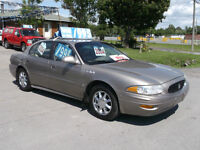 2004 Buick LeSabre limited 1 proprietaire