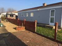 9 X 6ft X 3ft Fence Panels *uses in good condition