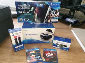 e64870472178 Sony Playstation VR PSVR + camera