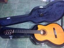 Yamaha CGX122MSC Classical/Electric Guitar Campsie Canterbury Area Preview
