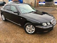 2000 'X' Rover 75 2.0 CDT Club SE. Diesel. Manual. Saloon. Px Swap