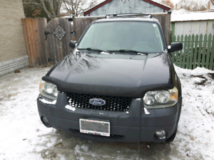 4x4 Escape priced to sell!
