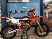 2021 KTM SXF450 *FACTORY 21.5* L@@K Dirt Wheelz UK 01443 835203 SXF 450 FC FC450