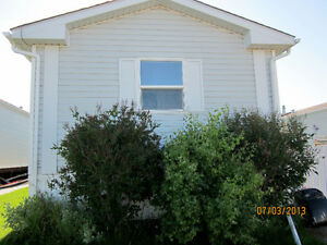 Sherwood Park Mobile home for rent