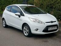 2012 Ford Fiesta 1.4 Zetec 3dr Hatchback Petrol Manual