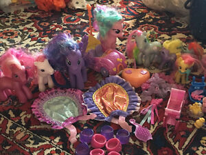 Great Collection of toys( girl )