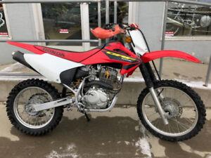 2003 HONDA CRF150F