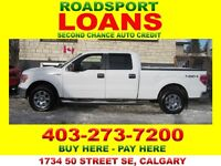 2009 Ford F-150 XTR 4X4 BAD CRED OK $29 DN AND 2 PAY STUBS Calgary Alberta Preview