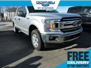 2018 Ford F-150 XLT5.0L pro trailer backup assist