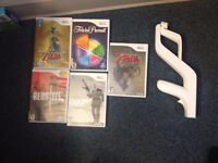 Wii games, accessory