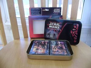 STAR WARS PLAYING CARDS, MAGNETS AND NOTE PAD Windsor Region Ontario image 2