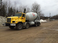 Concrete Delivery Professional