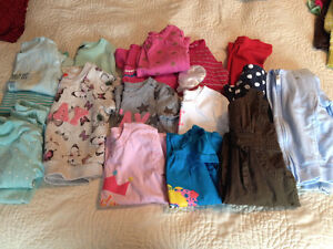 Clothing Lot Size 2T (some 3T)