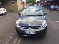 Toyota Verso 1.8 MMT T Spirit, AUTOMATIC, AUTO, 7 SEATER