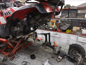Experienced Service For All Honda ATV'S Moose Jaw Regina Area image 17