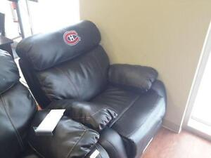 *** USED *** PRIMO MONTREAL CANADIENS CHAIR   S/N:51223222   #STORE590
