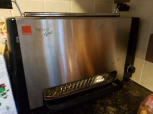 Breville Ready Grill Vertical Toaster